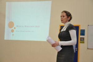 Музыкальный марафон International School Moscow 2012