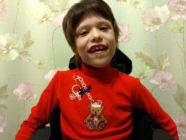 Thumbnail for - Sarajeva Liza-Maria, born in 2008, Moscow