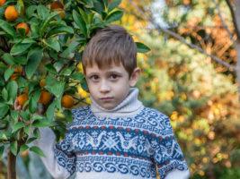 Thumbnail for - Ilya V., born in 2014, Belgorod