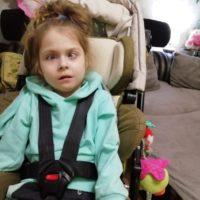 Thumbnail for - Angelina M., born in 2012, Volgograd Oblast, Kislovo