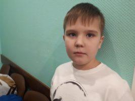 Thumbnail for - Timofey T., born in 2011, Oktyabrsky, Republic of Bashkortostan