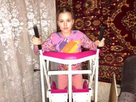 Thumbnail for - Irina Sh., born in 2008, Kamen-na-Obi, Altai Krai
